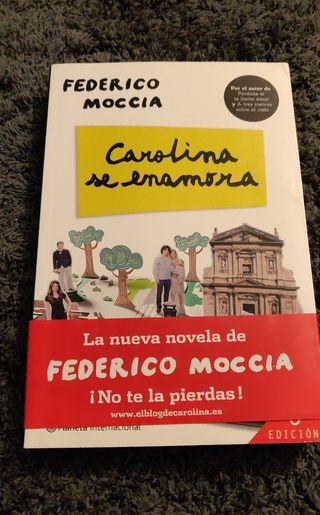 Vendo estos libros de Federico Moccia
