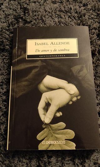 Vendo libros de Isabel Allende