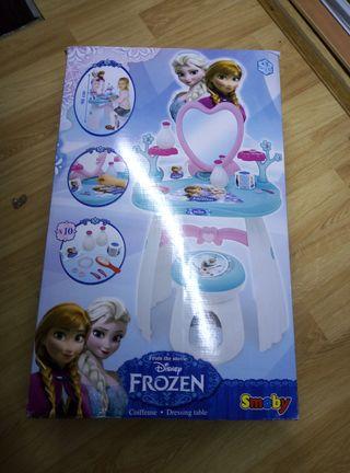 tocador de frozen