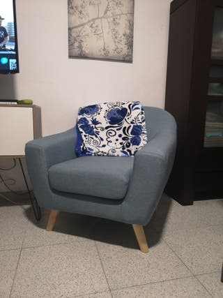 sillón sofá sillones