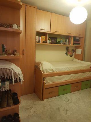 Dormitorio juvenil completo de segunda mano por 450 en - Dormitorio juvenil completo ...