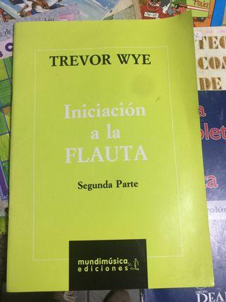 Libro para flauta