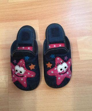 Zapatillas muy bonitas