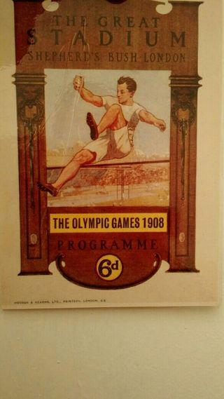 Postales vintage juegos olimpicos