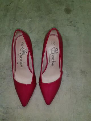 Zapatos de traje mujer Mari Paz