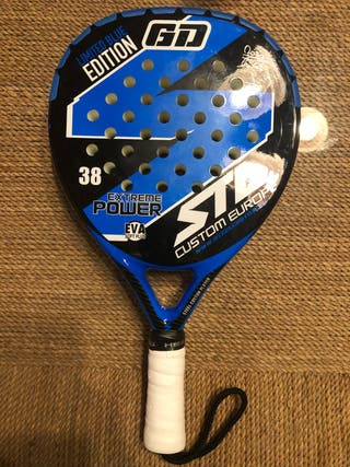 Pala de Padel STL Custom Europe