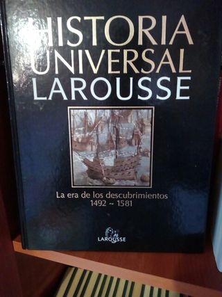 libro historia de los descubrimientos 1492-1581