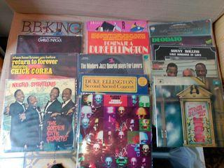 coleccion discos de vinilo jazz
