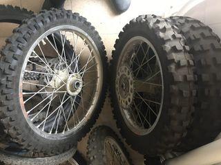 Ruedas completas para KTM