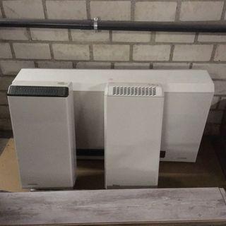 Acumuladores gabarron calefacción eléctrica