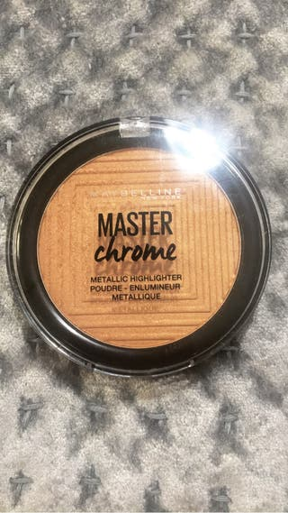 Iluminador Master Chrome de Maybelline