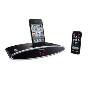 Pioneer Altavoz reloj Despertador iPod / iPhone 4