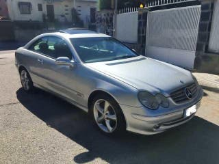 Mercedes-Benz Clase CLK CLK 200 K Elegance 120kW (163CV)