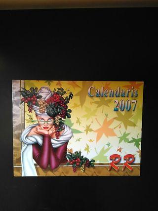 catalogo calendarios de bolsillo