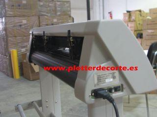 Plotter de corte y prensa térmica