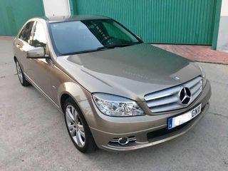 Mercedes-Benz Clase C 200 CDI Avantgarde 100 kW (136 CV)