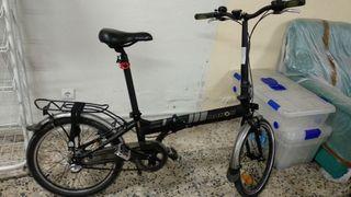 bicicleta plegable Dahon vittese
