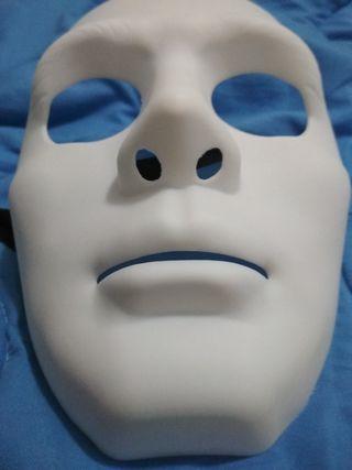 Máscara , plastico de calidad
