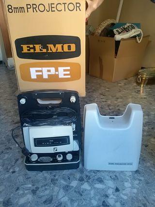 Proyector Super 8 Elmo