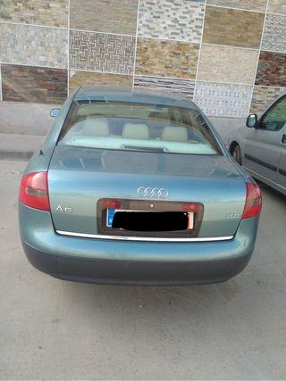 Audi A6 2.8 gasolina también cambio