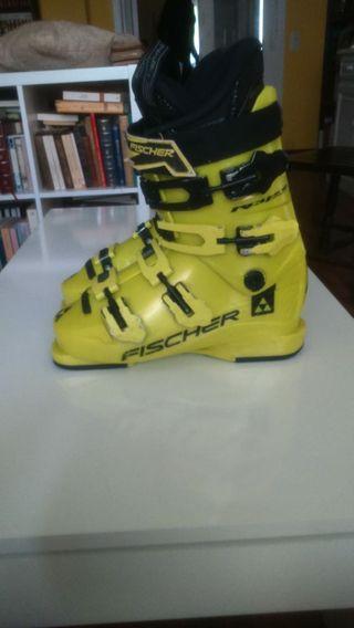 botas de esqui/ski fischer