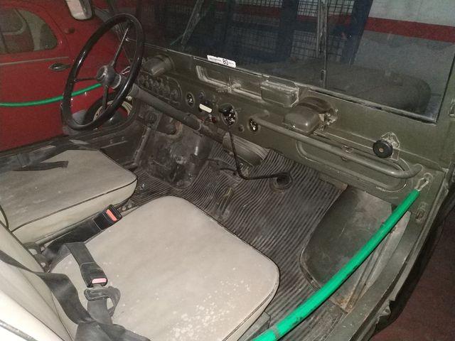 DKW MUNGA Auto union F-91/4 1969