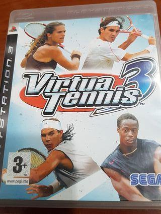 REGALO - Virtual Tennis 3 - PS3