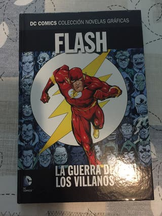 D.C. Comic FLASH