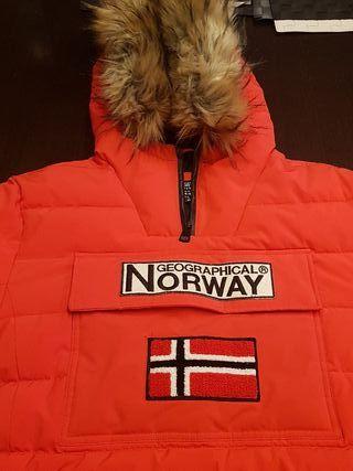 Geographical De Por Norway Segunda Mano 70 Abrigo SwCFqBxF