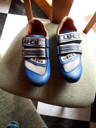 Zapatos de ciclista