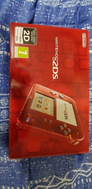 Nintendo 2DS Nueva