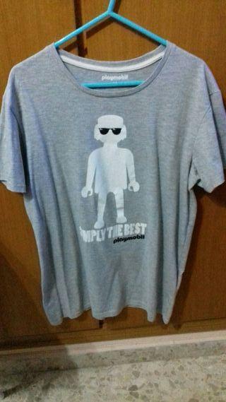 Camiseta Playmobil Original