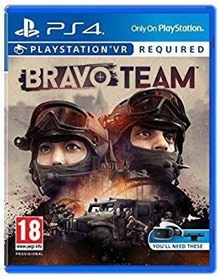 Bravo Team Playstation VR