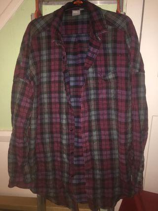 ASOS men's oversized shirt