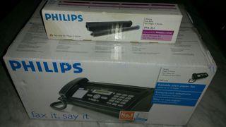 philips fax ppf631 nuevo