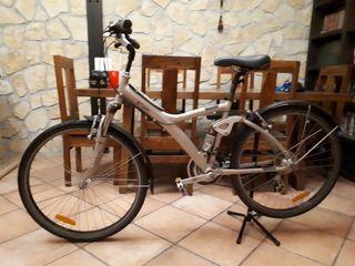 Bicicleta Twin para mujer