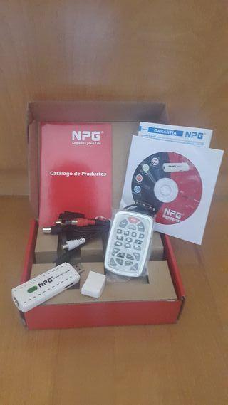 NPG Capturadora de vídeo - NPG Digital DVTV Studio