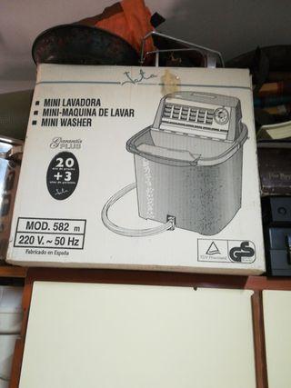 lavadora mini