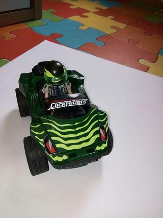 Playmobil coche clickrider