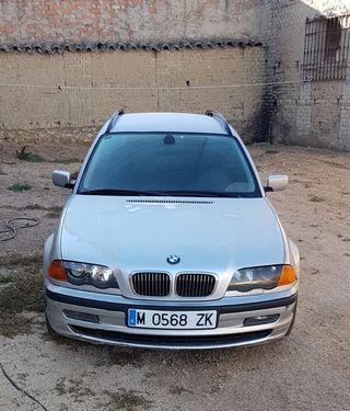 BMW 330d Touring E46