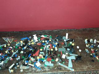 lote grande de lego años 90