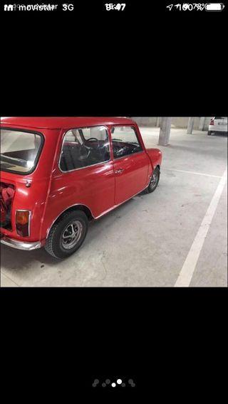 Mini Mini (old Model) 1980