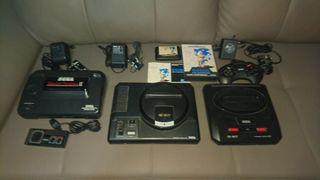 Consolas Sega