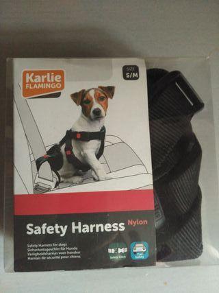 #cinturon seguridad perros raza pequeña para coche