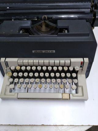 máquina Olivetti línea 98