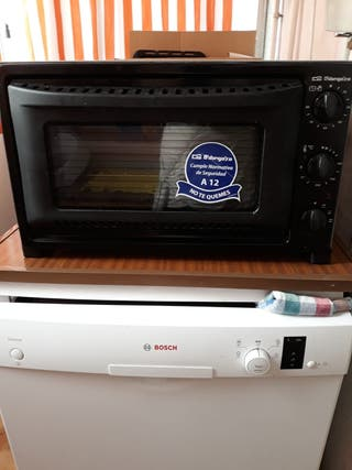 Electrodom sticos cocina de segunda mano por 1 en madrid - Electrodomesticos profesionales cocina ...