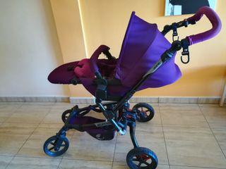 Jane silla bebé