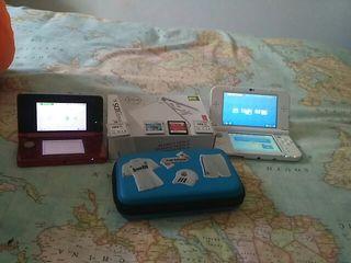 Nintendo 3DS XL + Nintendo 3DS