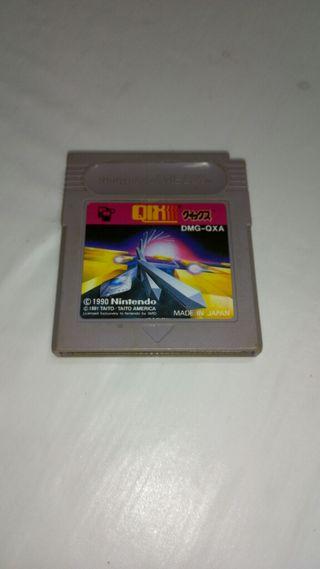 Qix, Game Boy Jap.