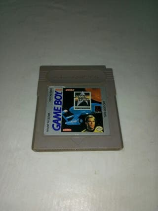 Star Trek, Game Boy.